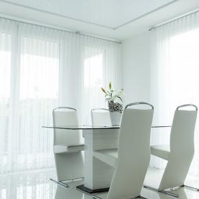 Wohnzimmer, Gestaltung, Spanndecken, Beleuchtung, Fliesen, Karlsruhe